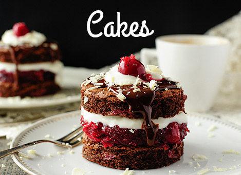 Delicious & Fresh Canada Cakes