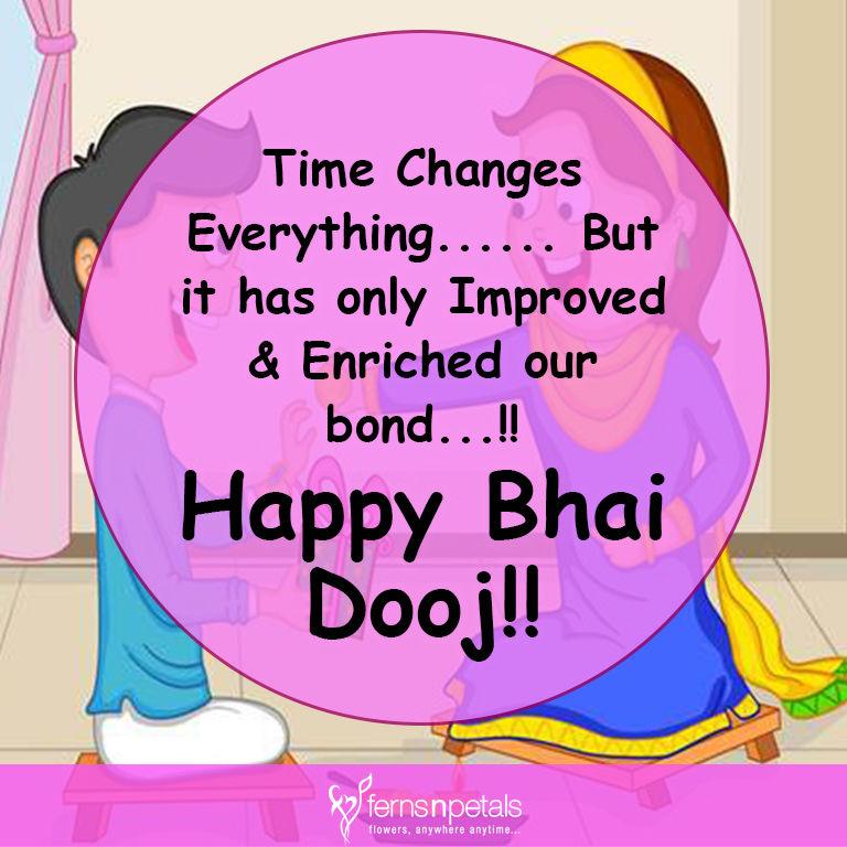bhai dooj wishes for sis