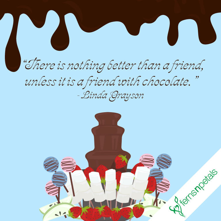 chocolate day quotes for boyfriend