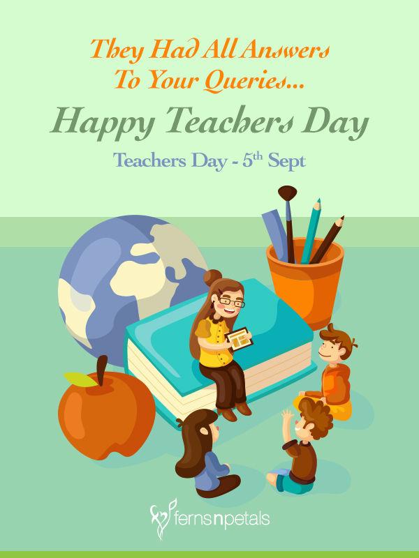 best wishes on teachers day