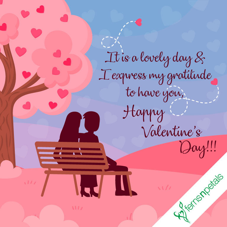2019 Happy Valentine's Day Wishes for Friends, Lovers, Wife/Husband