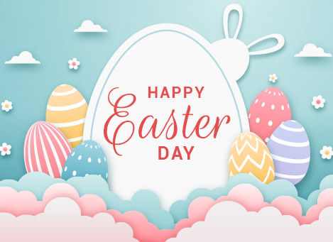Happy Easter Day to UAE