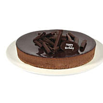 Chocolate Cheesecake: New Year Gifts Australia
