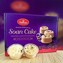 Delicious Soan Cake 500g: Send Birthday Gifts to Australia