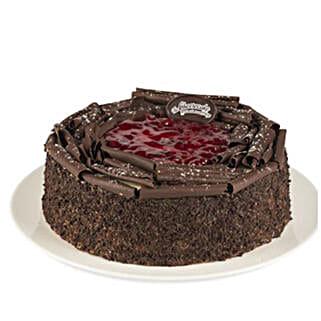 Fresh Black Forest Cake: Send Cakes to Australia