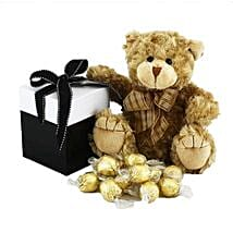 TEDD N CHOC: Send New Year Gifts to Australia