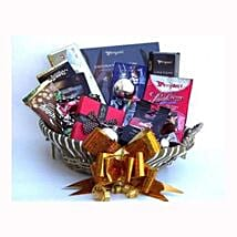 Holiday coffee and Sweets Gift Basket: Gift Delivery in Austria