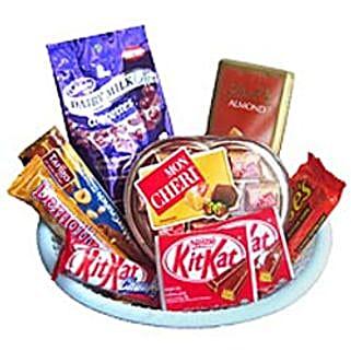 Chocolate Hills BHRN: Send Bhai Dooj Gifts to Bahrain