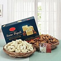 Bhaidooj Bliss: Dry Fruit Delivery in Canada