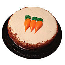 Carrot Cake Half Kg: Cake Delivery in Canada