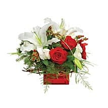 Christmas Dreams: Flower Delivery in Vancouver