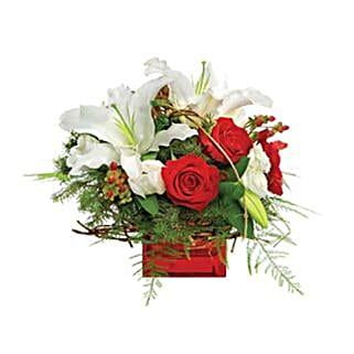 Christmas Dreams: Send Flowers to Calgary