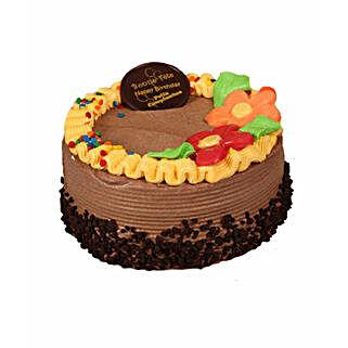 Dark Chocolate Cake: Anniversary Cakes to Canada