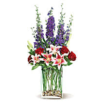 Floral Fantasia: Send Birthday Gifts to Montreal