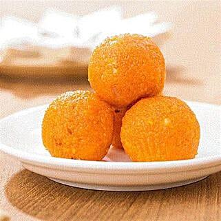 Motichoor ladoo: Send Diwali Gifts to Brampton