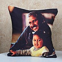 Personalized Appealing Cushion: Send Fathers Day Gifts to Canada