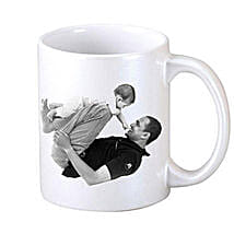 Personalized Coffee Mug White: Send Fathers Day Gifts to Canada