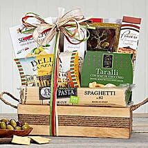 Taste of Italy: Christmas Gifts to Canada