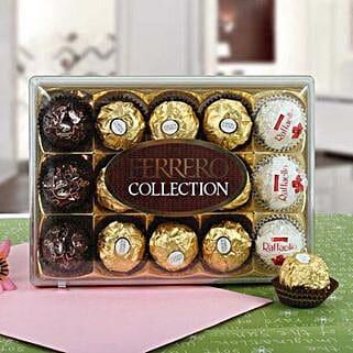 Treat of Ferrero Roch: Send Valentine Gifts to Canada