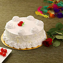 Vanilla Cake N Rose: Flowers with Cakes to Canada