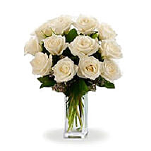 White Roses: Send Roses to Canada