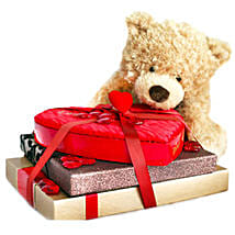 With All My Heart Gift Set: Friendship Day Gifts in Canada