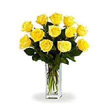 Yellow Roses: Roses Delivery in Canada