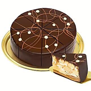 Dessert Pyramid Cake: Birthday Gifts to Frankfurt