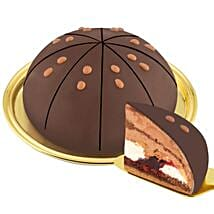 Paris Dessert Truffle Cake: Anniversary Cakes in Germany