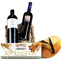 Romantic Wine Hamper: Father's Day Gifts to Germany