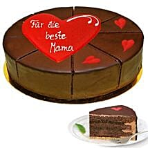 Sacher Cake: Valentine's Day Gifts to Germany