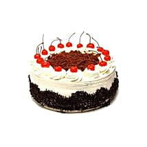 Black Forest Gateaux: Birthday Cakes to Indonesia