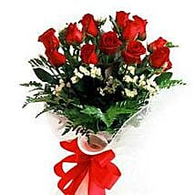 Bunch of 12 roses INDO: Gifts to Indonesia