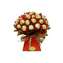 Choco Bloom: Gifts to Indonesia