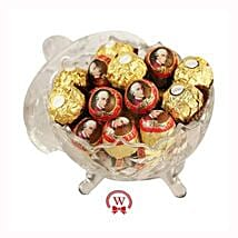 Mozart Rocher Royal: Corporate Gifts to Italy