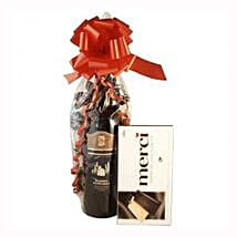 Red Wine and Chocolate: Corporate Hampers to Italy