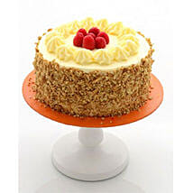 Delicious Vanilla Cake: Christmas Cake Delivery in Kuwait