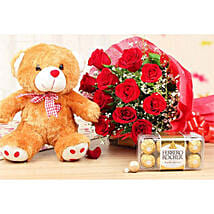 Fabulous Combo Of Lovely Gifts: Send Gifts to Kuwait