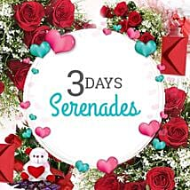 3 Days Valentine Love Everyday: Flowers & Cards Gurgaon