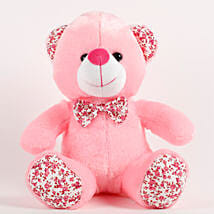 Adorable Pink Bear With Cotton Paws: Soft Toys Gifts