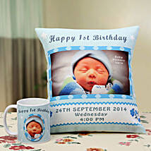 Angelic Dreams Personalized Combo: Send Personalised Gifts for Kids