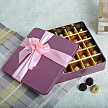 Assorted Chocolates Pink Box: Pohela Boishakh Gifts