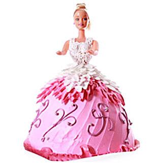 Baby Doll Cake: Gifts to Mira Bhayandar