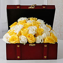 Beautiful Box Of Roses: Flowers for Fathers Day