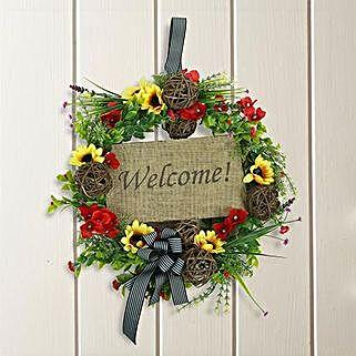 Beautiful Wreath: