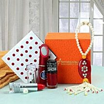 Beautifying Gift Hamper: Karwa Chauth Gifts to Hyderabad