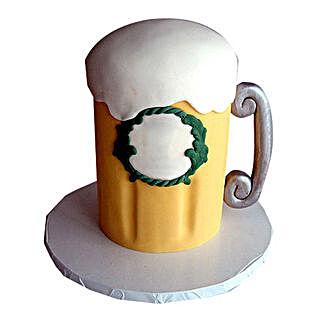 Beer Cake: Send New Year Gifts to Bengaluru