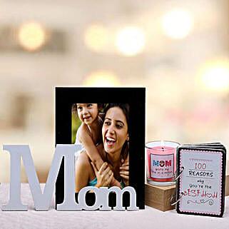 Best Mom Gift Hamper: Personalised Photo Frames Delhi