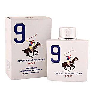 Beverly Hills EDT White For Men: Buy Perfume