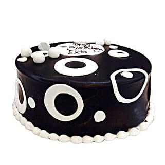 Black and White Cake: